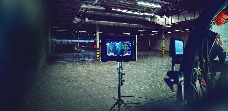 Lights, camera, action for Sony UK TEC's Ffilm Factory 35