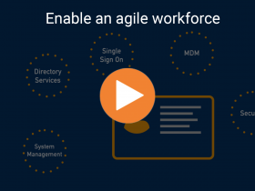 Daisy Group 'Agile Workforce' animation