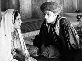LFF premiere of silent era restored classic 'Shiraz: A Romance of India'