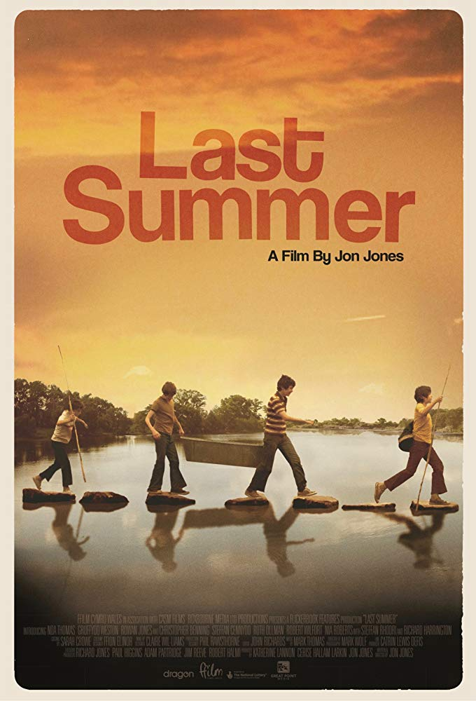 Testimonial from Jon Jones, director and writer of 'Last Summer'